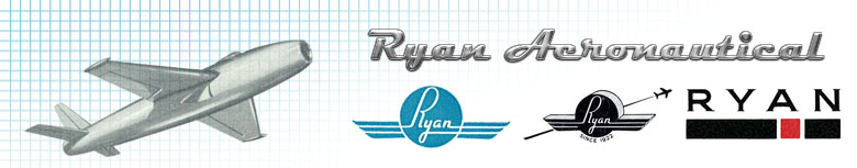 Ryan Aeronautical Website